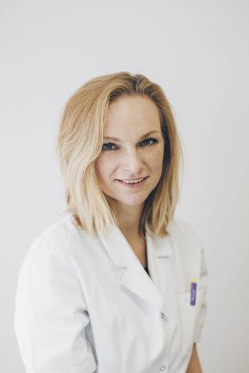 Lek. med. Agnieszka Jaszczuk-Maciejewska